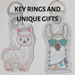 Key Rings and Other Unique Gifts