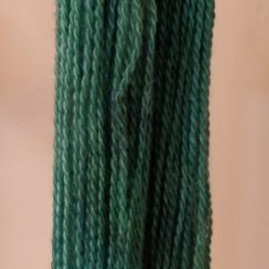 Meteor Green Alpaca Yarn