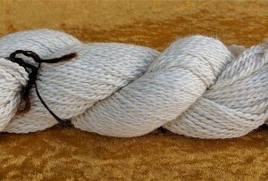 Placids White Sport Yarn