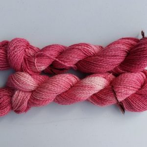 Placid Red Alpaca Yarn