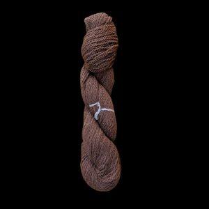 Dark Fawn DK Alpaca Yarn