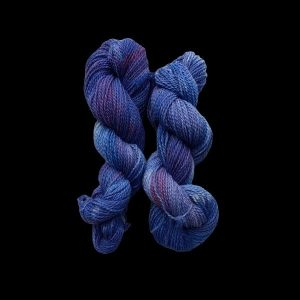 Meteor Purple Alpaca Yarn
