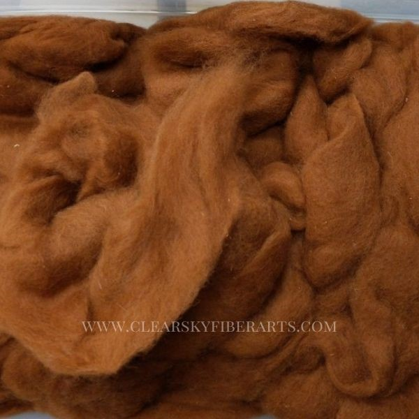 brown roving from Copper
