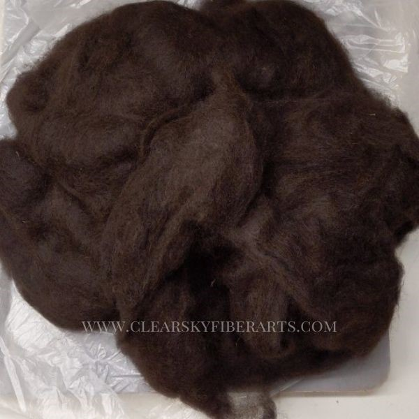 bay black roving from Legacy
