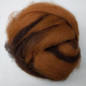 The Tiger Alpaca Roving