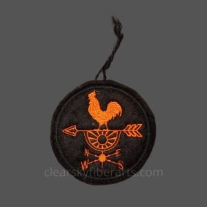 Rise and Shine Rooster farmhouse wall decor