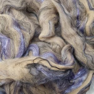 Majestic Alpaca Blended Roving