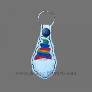 Gnome Key Fob