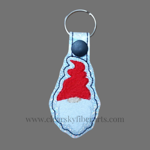 red hat on gnome key fob