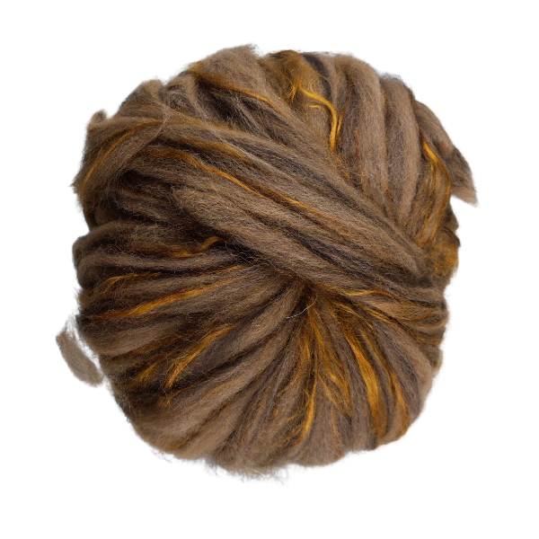 natural alpaca fiber blended with bamboo